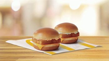 McDonald\'s Old Bay Filet-O-Fish TV Spot, \'Get Caught Up\'