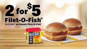 McDonald's Old Bay Filet-O-Fish TV Spot, 'Get Caught Up' - Thumbnail 8