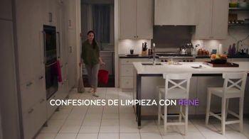 Swiffer WetJet TV Spot, 'Confesiones de limpieza con René' [Spanish] - Thumbnail 1