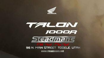 Honda Talon 1000R TV Spot, 'Perfect Conditions' - Thumbnail 7