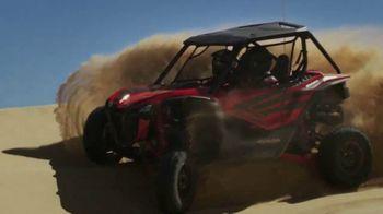 Honda Talon 1000R TV Spot, 'Perfect Conditions' - Thumbnail 2