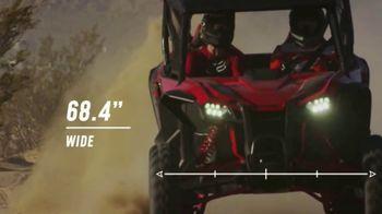 Honda Talon 1000R TV Spot, 'Perfect Conditions' - Thumbnail 4