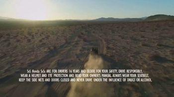 Honda Talon 1000R TV Spot, 'Perfect Conditions' - Thumbnail 5