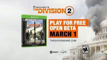 Tom Clancy's The Division 2 TV Spot, 'Last Address' - Thumbnail 7