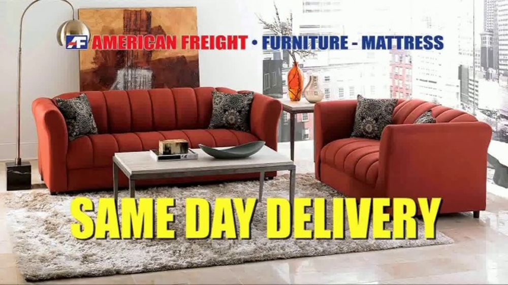 American Freight Tax Time Blowout Tv Commercial Free Layaway Until
