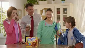 Carnation Breakfast Essentials TV Spot, 'Gym Class' - Thumbnail 8