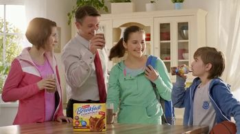 Carnation Breakfast Essentials TV Spot, 'Gym Class'