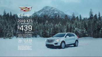 2019 Cadillac XT5 TV Spot, 'The Cadillac SUVs: Winter' Song by The Sensations [T2] - Thumbnail 7