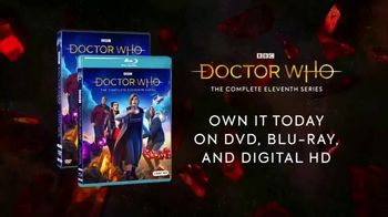 Doctor Who: The Complete Eleventh Season TV Spot - Thumbnail 9