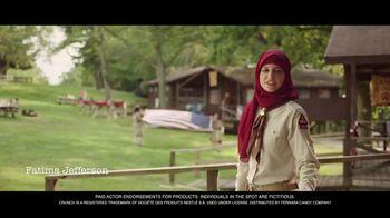 Nestle Crunch TV Spot, 'Fatima Loves Crunch'