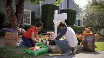 The Home Depot TV Spot, 'Today Is the Day for Doing: Mulch'