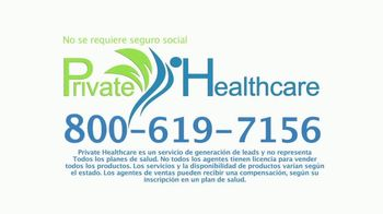 Private Healthcare TV Spot, 'No se requiere seguro social' [Spanish] - Thumbnail 6