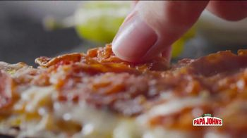 Papa John's Specialty Pizzas TV Spot, 'Taste Buds' - Thumbnail 3