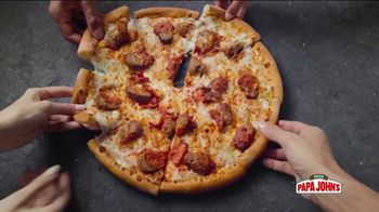 Papa John's Specialty Pizzas TV Spot, 'Taste Buds' - Thumbnail 4