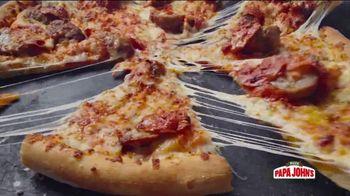 Papa John's Specialty Pizzas TV Spot, 'Taste Buds' - Thumbnail 5