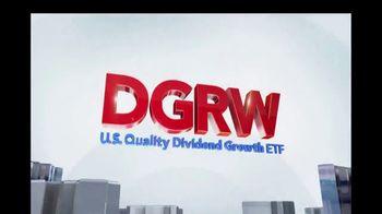WisdomTree TV Spot, 'U.S. Quality Dividend Growth'