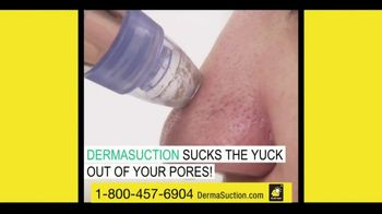 Dermasuction TV Spot, \'Does All the Work\'