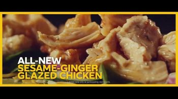 Subway Sesame-Ginger Glazed Chicken Wrap TV Spot, 'Home Assistant' - Thumbnail 6