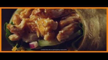 Subway Sesame-Ginger Glazed Chicken Wrap TV Spot, 'Home Assistant' - Thumbnail 7