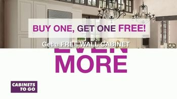 Cabinets To Go TV Spot, 'February BOGO' - Thumbnail 4