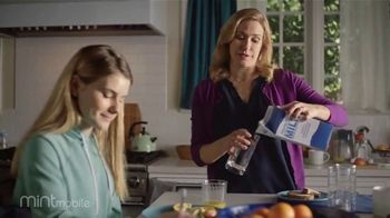 Mint Mobile TV Spot, 'Chunky Style Milk: $15'