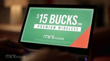 Mint Mobile TV Spot, 'Chunky Style Milk: $15' - Thumbnail 1