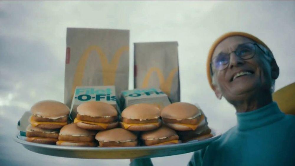 Mcdonald S Filet O Fish Tv Commercial Give Me Back That Filet O Fish Ispot Tv