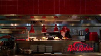 Red Robin El Ranchero TV Spot, 'La hamburguesa exitosa' [Spanish] - Thumbnail 1