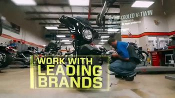 Motorcycle Mechanics Institute (MMI) TV Spot, 'Your Soundtrack' - Thumbnail 6