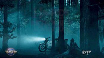 Wizarding World of Harry Potter TV Spot, 'Hagrid's Magical Creatures Motorbike Adventure'