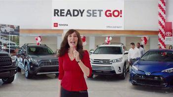 Toyota Ready Set Go! TV Spot, 'Ring Announcer' Featuring Michael Buffer [T2] - Thumbnail 1