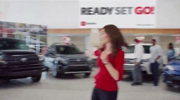 Toyota Ready Set Go! TV Spot, 'Ring Announcer' Featuring Michael Buffer [T2] - Thumbnail 2
