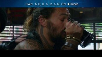 Aquaman Home Entertainment TV Spot - Thumbnail 1