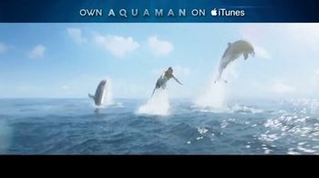 Aquaman Home Entertainment TV Spot - Thumbnail 2
