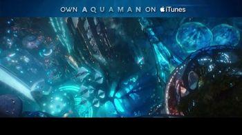 Aquaman Home Entertainment TV Spot
