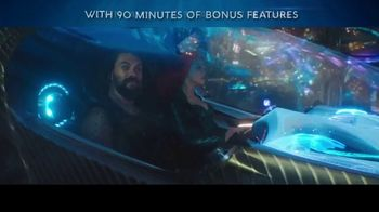 Aquaman Home Entertainment TV Spot - Thumbnail 3