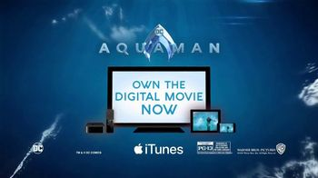 Aquaman Home Entertainment TV Spot - Thumbnail 5