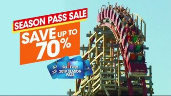 Six Flags Spring Break TV Spot, '2019 Season Pass: It's Go Time' - Thumbnail 9