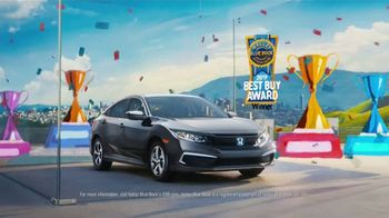 Honda Civic TV Spot, 'The Whole Package' [T1]