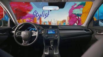 Honda Civic TV Spot, 'The Whole Package' [T1] - Thumbnail 4