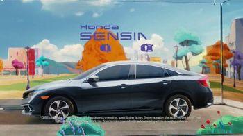 Honda Civic TV Spot, 'The Whole Package' [T1] - Thumbnail 5