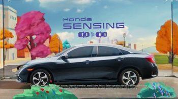 Honda Civic TV Spot, 'The Whole Package' [T1] - Thumbnail 6