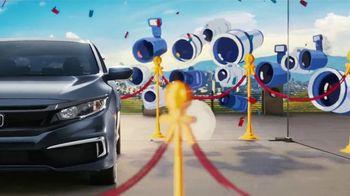 Honda Civic TV Spot, 'The Whole Package' [T1] - Thumbnail 7