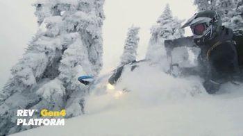 2019 Ski-Doo Mountain Sleds TV Spot, 'Conquer'