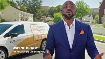 Publishers Clearing House TV Spot, 'H Wayne Get Ready' Featuring Wayne Brady - 774 commercial airings