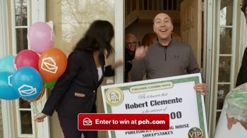 Publishers Clearing House TV Spot, 'H Wayne Get Ready' Featuring Wayne Brady - Thumbnail 5