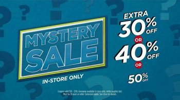 JCPenney Mystery Sale TV Spot, 'Peel and Reveal to Save' - Thumbnail 5