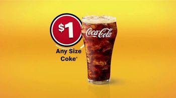 McDonald's $1 $2 $3 Dollar Menu TV Spot, 'Hot 'N Spicy McChicken and Coke' - Thumbnail 4