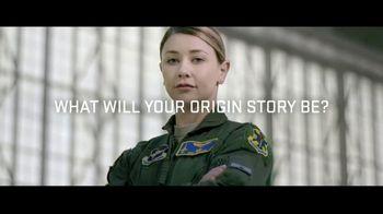 U.S. Air Force TV Spot, 'Origin Story: Aim High' - Thumbnail 10
