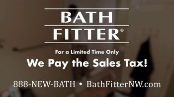 Bath Fitter TV Spot, 'We Pay the Sales Tax' - Thumbnail 10